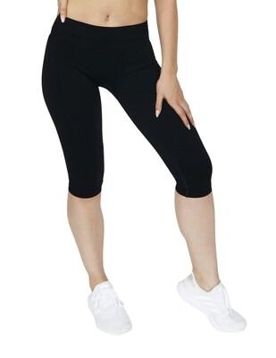 Pantalón Capri deportivo compresión suave para dama