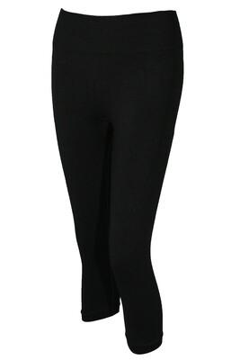 Legging capri pretina alta para dama