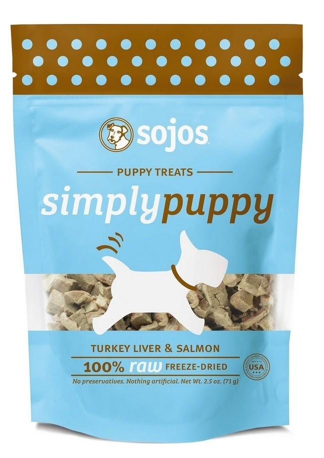 Sojos Simply Puppy Treats