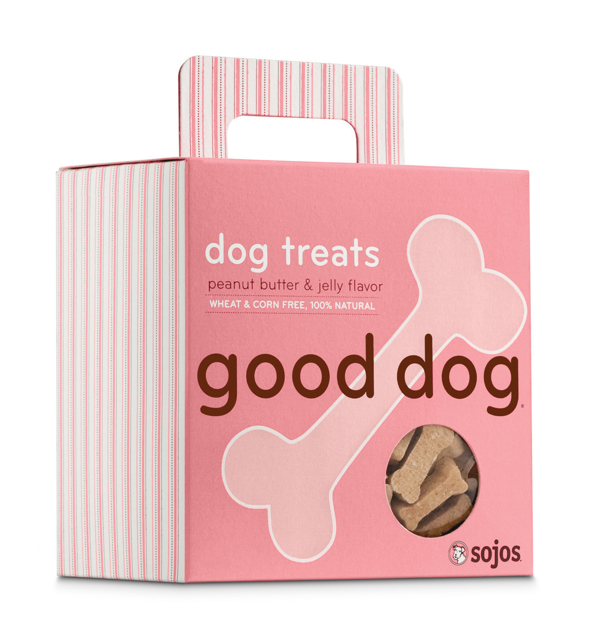 Good Dog Treats - Peanut Butter and Jelly