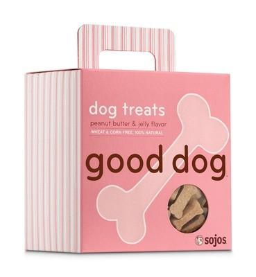 Good Dog Treats - Peanut Butter and Jelly