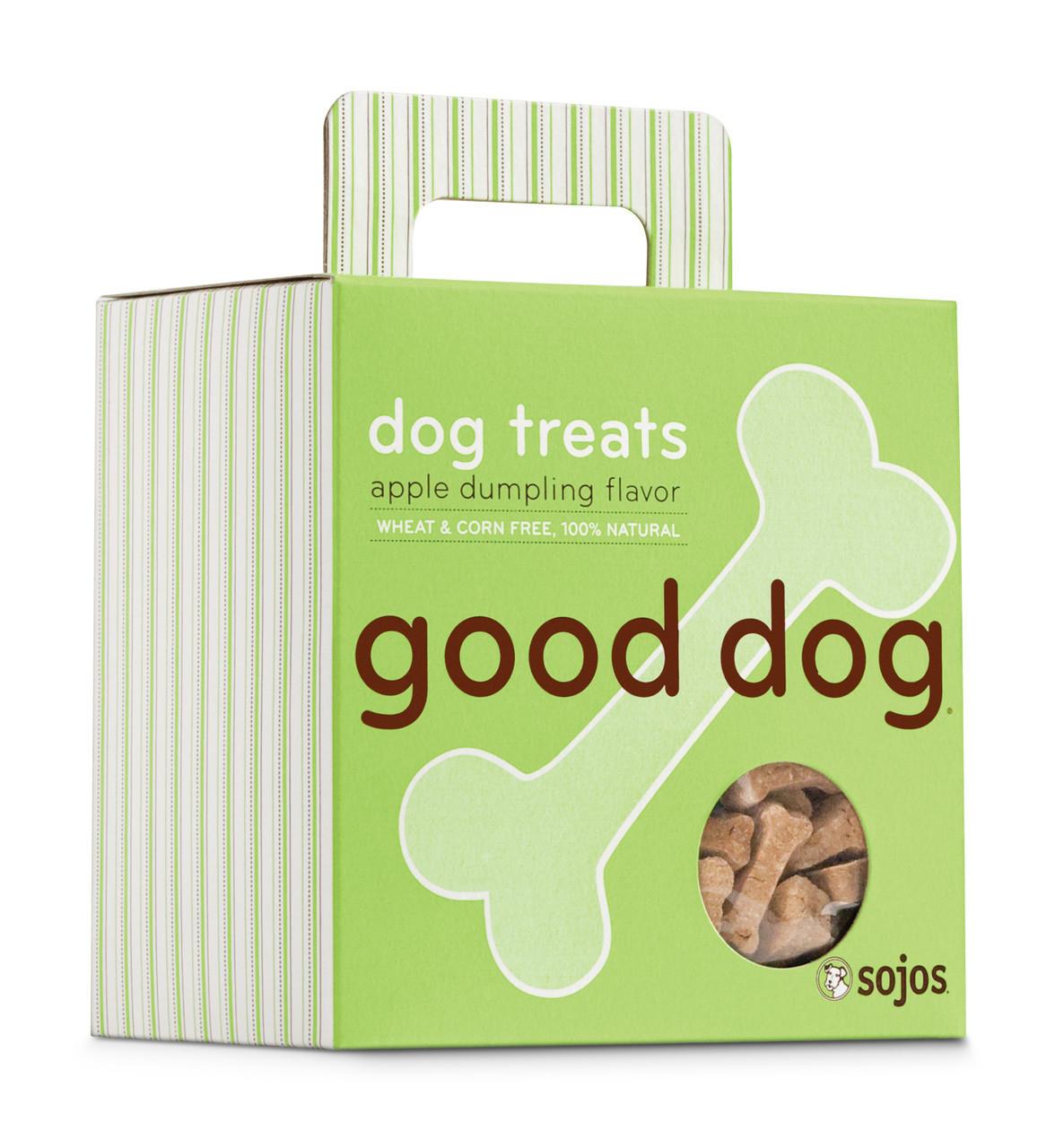 Good Dog Treats - Apple Dumpling