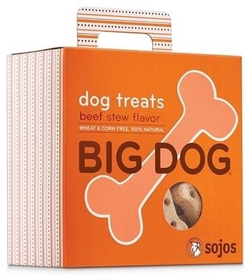 Sojo's Big Dog Beef Stew Treats