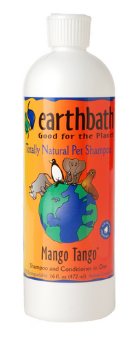 Earthbath Mango Tango 2-in-1 Conditioning Shampoo