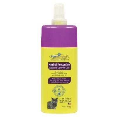 FURminator Hairball Prevention Spray