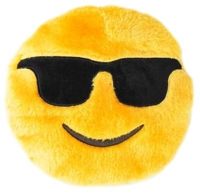 ZippyPaws Cool Dude Emoji Dog Toy
