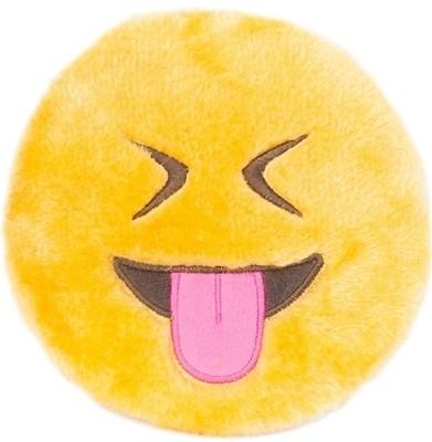 ZippyPaws Tongue Out Emoji Dog Toy