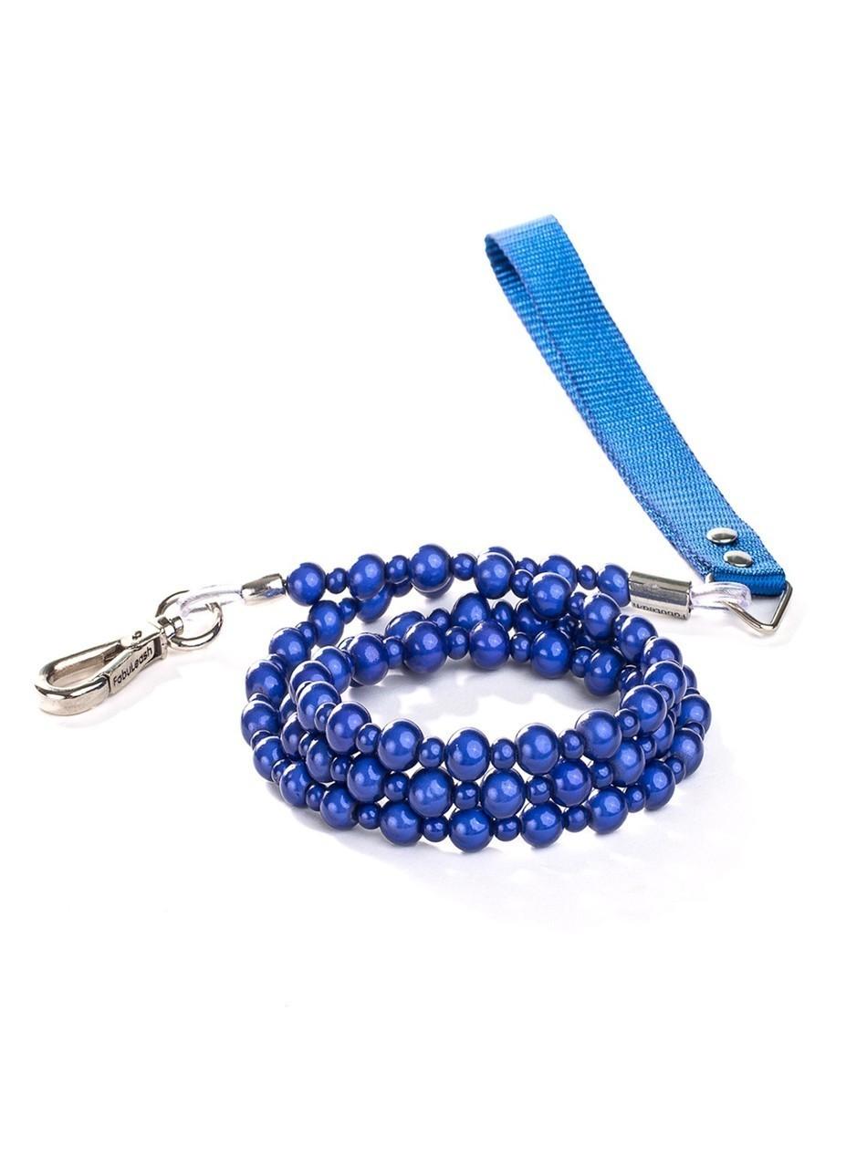 LumiBead Blue Leash