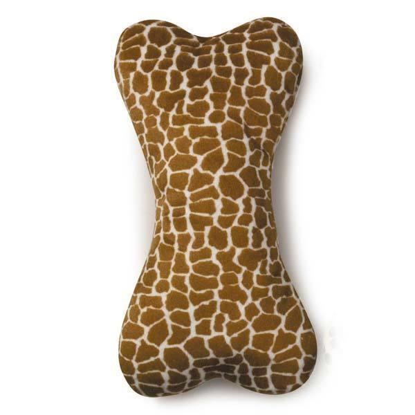 Wild Style Giraffe Bone Dog Toy