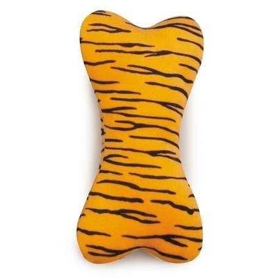 Wild Style Tiger Bone Dog Toy