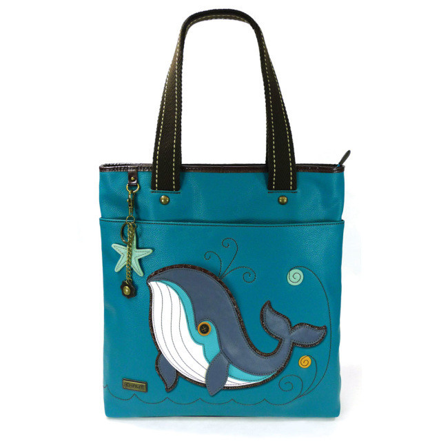 Everyday Tote - Whale