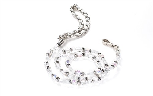 5th Avenue Collection Crystal Leash