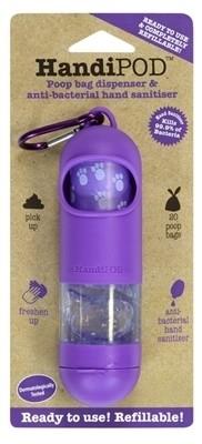 HandiPOD Dispenser - Purple