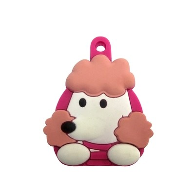 Key Cover - Poodle