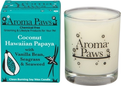 Aroma Paws Candle - Coconut