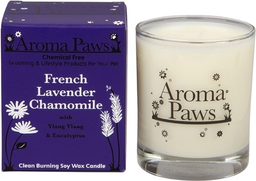 Aroma Paws Candle - Lavender