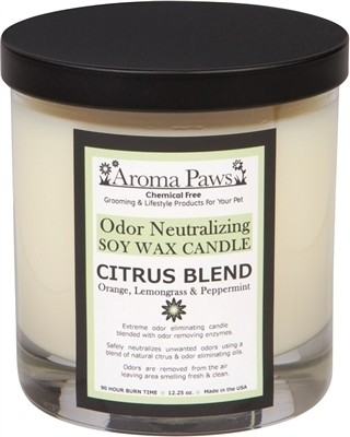 Aroma Paws Odor Neutralizing Citrus Blend Candle