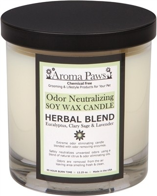 Aroma Paws Odor Neutralizing Herbal Blend Candle