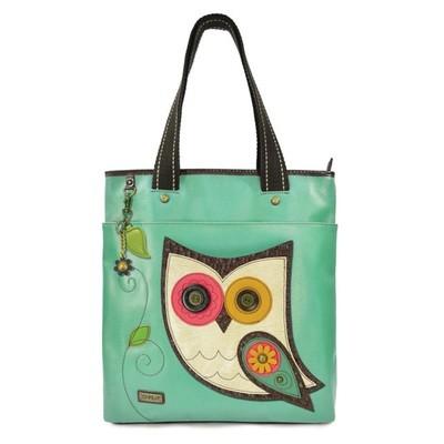 Everyday Tote - Owl