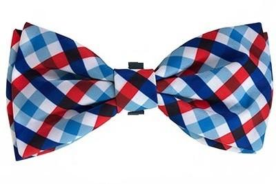 Bow Tie - Picnic Check