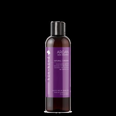 Kin + Kind Dry Skin Argan Dog Shampoo