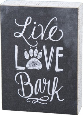 Chalk Sign -