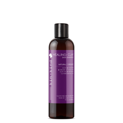 Kin + Kind Healing Clay Shampoo