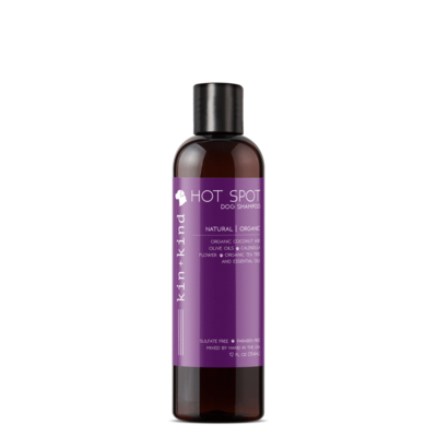 Kin + Kind Hot Spot Shampoo