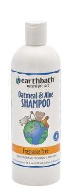 Earthbath Fragrance Free Oatmeal Shampoo