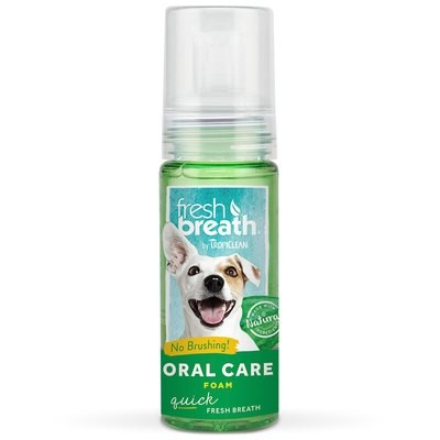 TropiClean Fresh Breath Foam