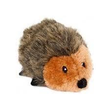 ZippyPaws Mini Plush Hedgehog Dog Toy