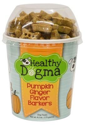 Healthy Dogma Pumpkin Ginger Barkers
