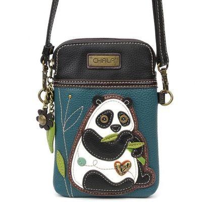 Cell Phone Crossbody - Panda