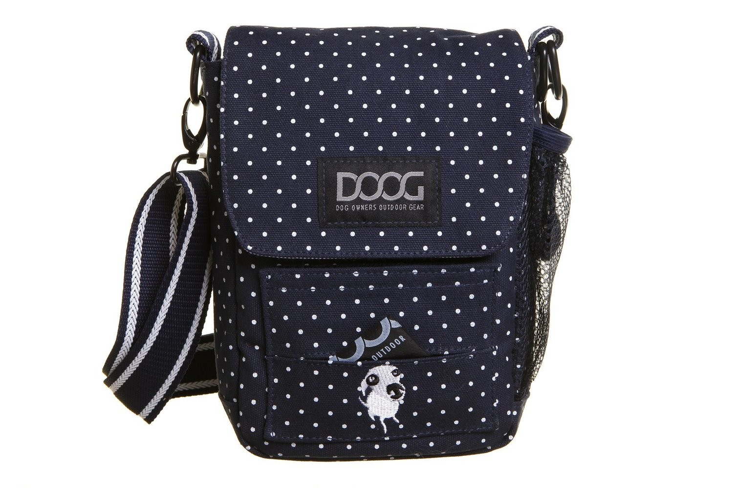 DOOG Walkie Bag - Navy and White