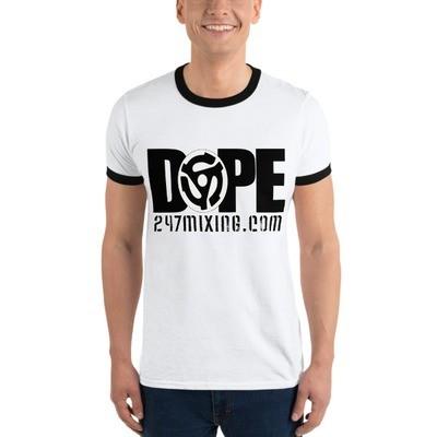 247 Dope Ringer T-Shirt