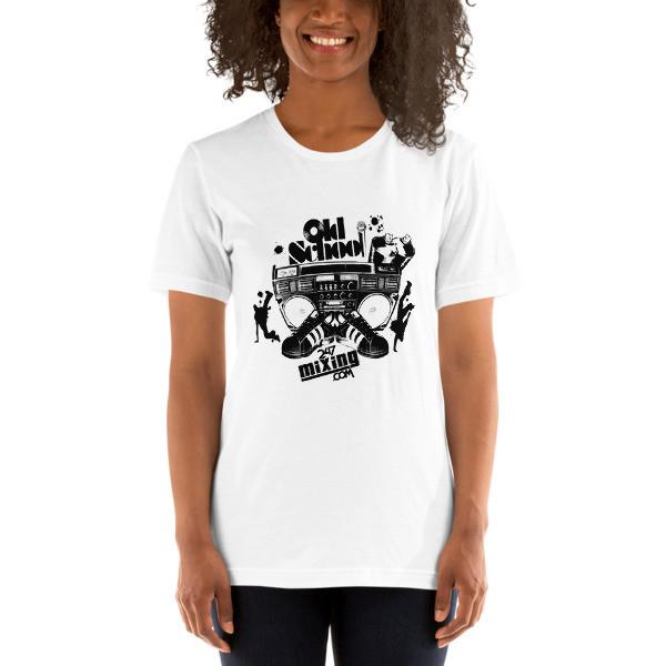 247 Old School Short-Sleeve Unisex T-Shirt