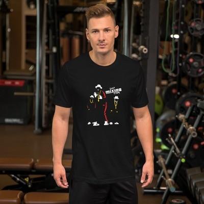 King Of Rock Color Short-Sleeve Unisex T-Shirt