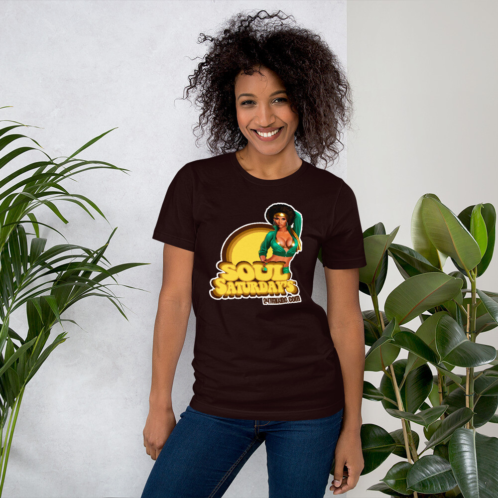 Soul Saturday's Baby Short-Sleeve Unisex T-Shirt