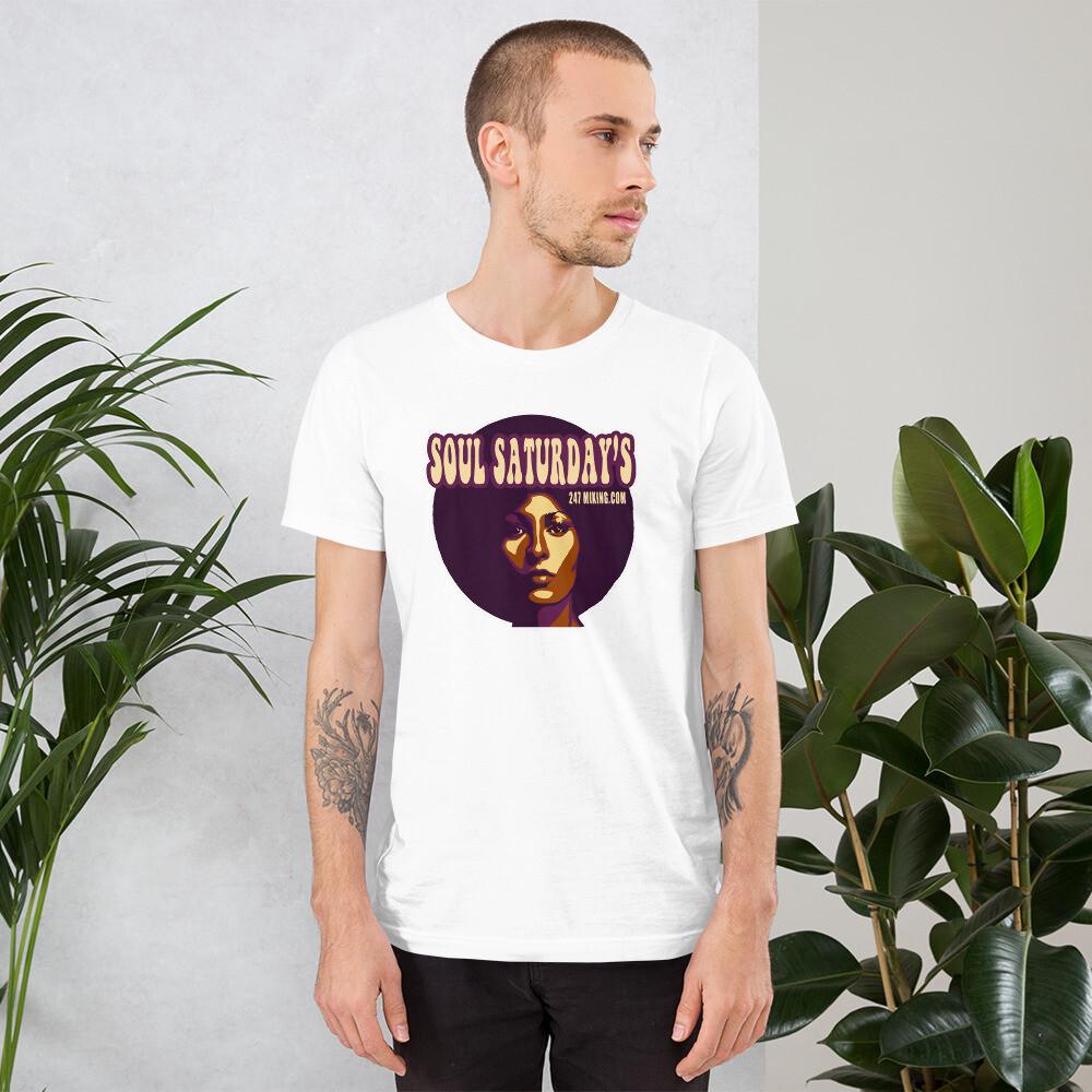 Soul Saturday's Funk Short-Sleeve Unisex T-Shirt