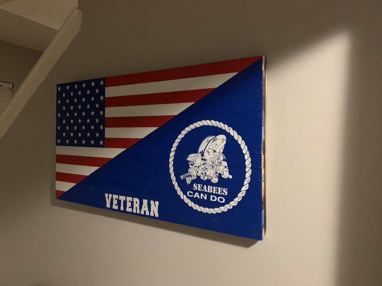 US navy Seabees