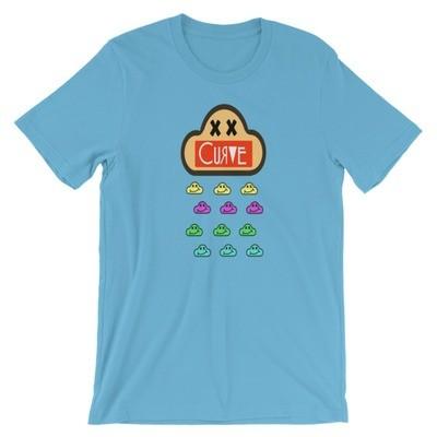 CURVE by Broken Notez ( Cloud Gang t-shirt )