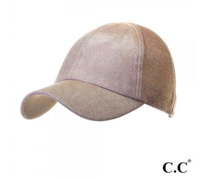 C.C Pony Cap