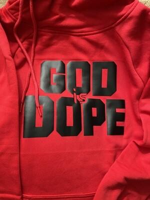 God Is Dope Special Edition - Matte Black