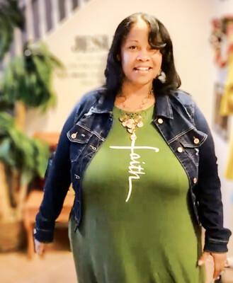 Custom Faith Maxi Dress
