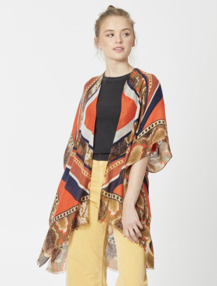 The Culture Club Kimono