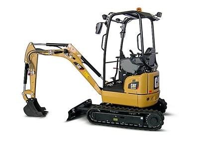 CAT 1.7T Excavator (#2)
