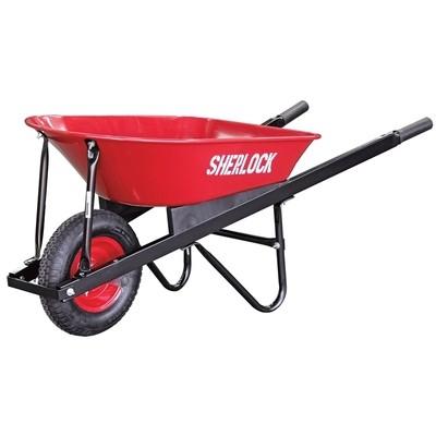 Sherlock Wheelbarrow 80L