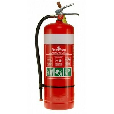 Fire Extinguisher 9kg DCP Portable