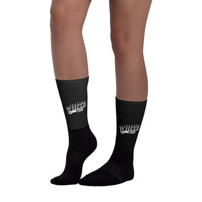Travis White Tribe Socks