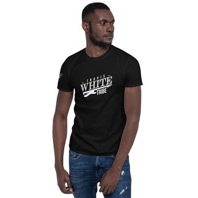 Travis White Tribe Short-Sleeve Unisex T-Shirt
